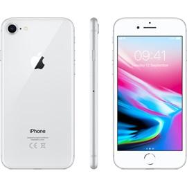 Apple iPhone 8 64GB; STŘÍBRNÁ
