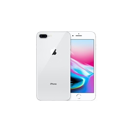 Apple iPhone 8 Plus 256GB; STŘÍBRNÁ