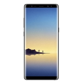 Samsung Galaxy Note 8 Dual N950F-DS; MIDNIGHT BLACK