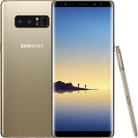 Samsung Galaxy Note 8 Dual N950F-DS; ZLATÁ