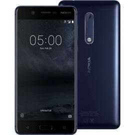 Nokia 5 Dual SIM; TEMPEROVANÁ MODRÁ