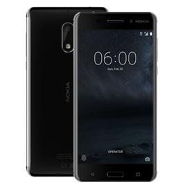 Nokia 6 Dual SIM; ČERNÁ