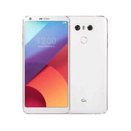 LG G6 H870DS 64GB Dual SIM; BÍLÁ