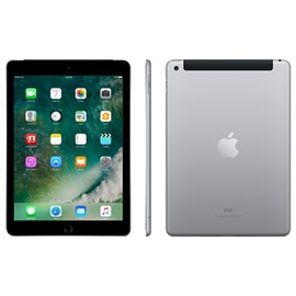 Apple iPad 9.7 (2017) LTE 128GB cellular; ŠEDÁ