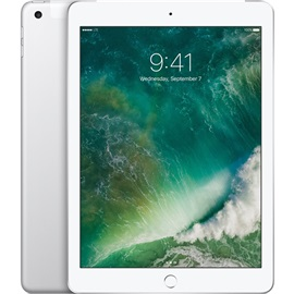 Apple iPad 9.7 (2017) LTE 128GB cellular; STŘÍBRNÁ