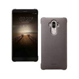 Pouzdro Huawei Mate 9 Smart; HNĚDÁ