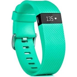 Fitbit Charge HR Teal (large); ZELENÁ