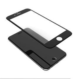 Tvrzené sklo Apple iPhone 6S 3D; ČERNÁ