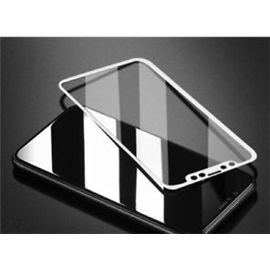 Tvrzené sklo Apple iPhone 8 Plus 3D; BÍLÁ