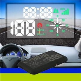 Interaktivní projektor do auta