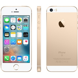 Apple iPhone SE 32GB; ZLATÁ