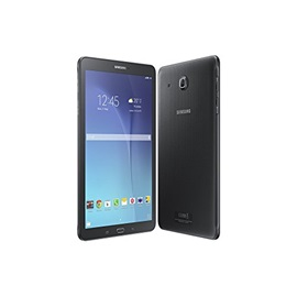 Samsung Tab E 8GB 3G T561; ČERNÁ