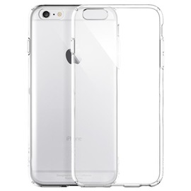 Transparentní silikonové pouzdro pro Apple iPhone 6