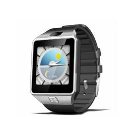 Chytré hodinky QW09; STŘÍBRNÁ