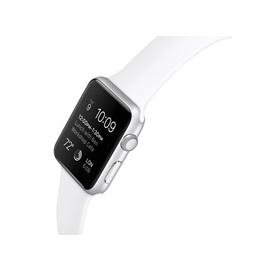 Chytré hodinky V Watch-IWO; BÍLÁ