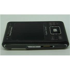 Sony Ericsson C905; ČERNÁ - kosmetické vady po celém telefonu