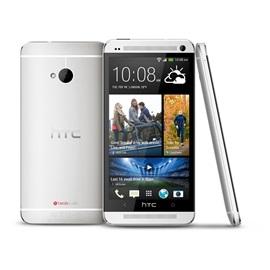 HTC One M7; STŘÍBRNÁ