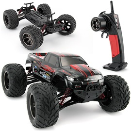 RC Monster 2WD 38km/h 2,4Ghz RTR 1:12