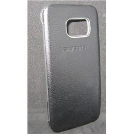 Ochranný zadní kryt pro Samsung Galaxy S7 (G930, G930F, F930FD); ČERNÁ