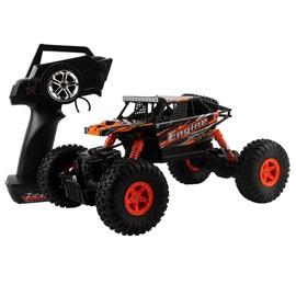 RCTop Crawler ENGINE - proporcionální, 1:18 4WD RTR; ORANŽOVÝ