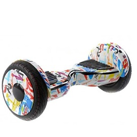 "Hoverboard EcoWheel 10"" Offroad; CRYZY"