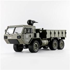 RCTop velký vojenský military truck auto 6WD s wifi kamerou 480P, 1:12