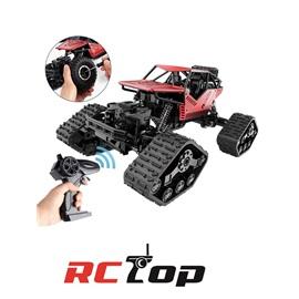 RCTop SUV terénní auto 2v1 s vyměnitelnou pneumatikou 1:16