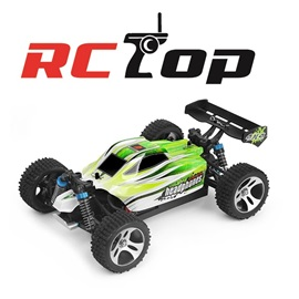 RCTop 4WD High speed car 70km/h 1:18