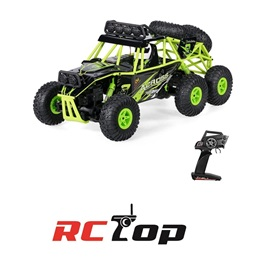 RCTop CRAWLER ACROSS 6x6 2,4Ghz 1:18