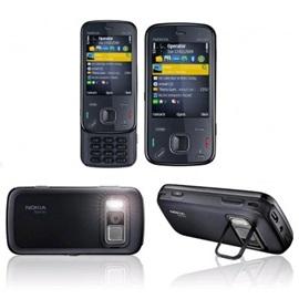 Nokia N86 8MP; ČERNÁ