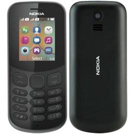 Nokia 130 Single SIM; ČERNÁ