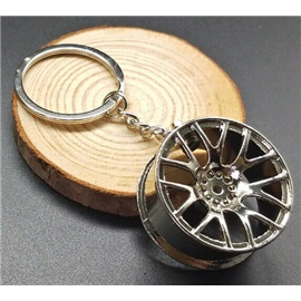 Přívěsek na klíče ALU disk kolo