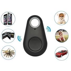 Chytrý hledač klíčů iTag - Bluetooth, černá