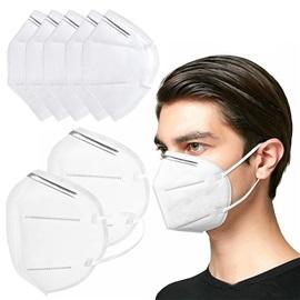 YWSH FFP2 NR 5-vrstvý respirátor 10 ks