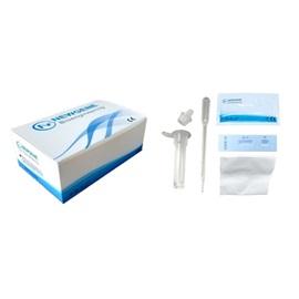 Antigenní COVID-19 test ze slin do 15 minut Newgene 25 ks