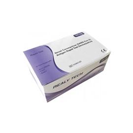 Hangzhou Realy Tech Novel Coronavirus SARS-Cov-2 Antigen Rapid Test Device Saliva - antigenní test ze slin 100 ks