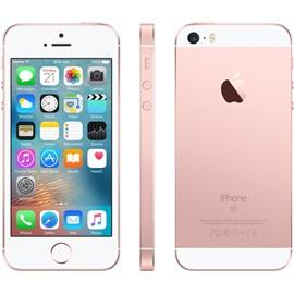 Nepatrné oděrky na rámečku - Apple iPhone SE 32GB; RŮŽOVĚ ZLATÁ