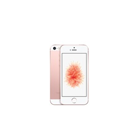 Nepatrné kosmetické vady - Apple iPhone SE 64GB; RŮŽOVĚ ZLATÁ
