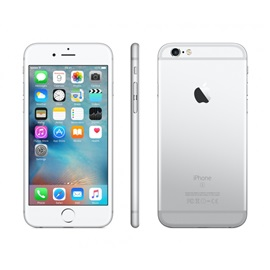 Nepatrné kosmetické vady - Apple iPhone 6S 128GB; STŘÍBRNÁ