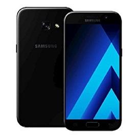 Nepatrné kosmetické vady - Samsung Galaxy A5 A520F - DS 2017 32GB; BLACK SKY