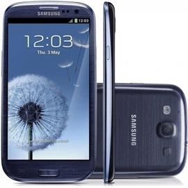 Nepatrné kosmetické vady - Samsung Galaxy S3 i9305; MODRÁ