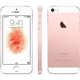 Nepatrné kosmetické vady - Apple iPhone SE 128GB; RŮŽOVĚ ZLATÁ